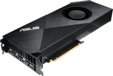 Видеокарта nVidia GeForce RTX2080 Ti ASUS PCI-E 11264Mb (TURBO-RTX2080TI-11G)
