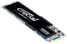 Твердотельный накопитель 250Gb SSD Crucial MX500 (CT250MX500SSD4N)