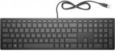 Клавиатура HP Pavilion 300 Wired Black (4CE96AA)
