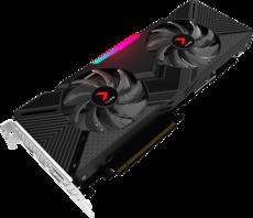 Видеокарта nVidia GeForce RTX2080 PNY XLR8 OC Twin PCI-E 8192Mb (VCG20808DFPPB-O)