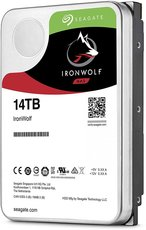 Жесткий диск 14Tb SATA-III Seagate IronWolf (ST14000VN0008)