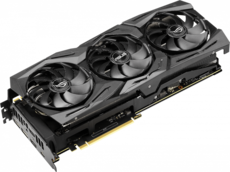Видеокарта nVidia GeForce RTX2080 Ti ASUS PCI-E 11264Mb (STRIX-RTX2080TI-O11G-GAMING)
