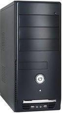 Корпус Exegate CP-501U 500W Black