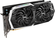 Видеокарта nVidia GeForce RTX2070 MSI PCI-E 8192Mb (RTX 2070 ARMOR 8G)
