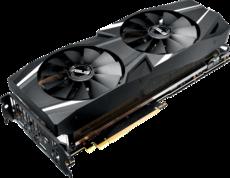 Видеокарта nVidia GeForce RTX2070 ASUS PCI-E 8192Mb (DUAL-RTX2070-O8G)