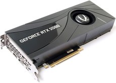 Видеокарта nVidia GeForce RTX2080 Zotac Blower PCI-E 8192Mb (ZT-T20800A-10P)