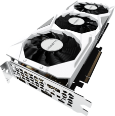 Видеокарта nVidia GeForce RTX2080 Gigabyte PCI-E 8192Mb (GV-N2080GAMINGOC WHITE-8GC)