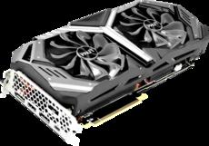 Видеокарта nVidia GeForce RTX2070 Palit GameRock Premium PCI-E 8192Mb (NE62070H20P2)