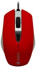 Мышь Jet.A OM-U60 Red
