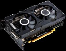 Видеокарта nVidia GeForce RTX2070 Inno3D Twin X2 PCI-E 8192Mb (N20702-08D6-1160VA22)