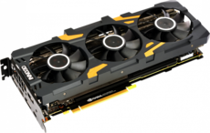 Видеокарта nVidia GeForce RTX2080 Inno3D GAMING OC X3 PCI-E 8192Mb (N20803-08D6X-1180VA24)