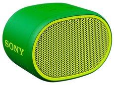 Портативная акустика Sony SRS-XB01 Green