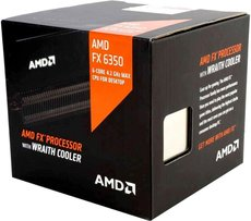 Процессор AMD FX-6350 BOX (Low-noise Wraith cooler)