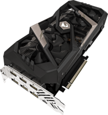 Видеокарта nVidia GeForce RTX2080 Ti Gigabyte PCI-E 11264Mb (GV-N208TAORUS X-11GC)