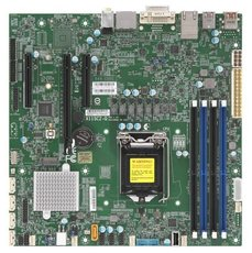 Серверная плата SuperMicro X11SCZ-Q-O