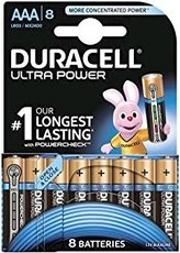 Батарейка Duracell Ultra Power (AAA, 8 шт)