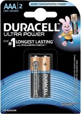 Батарейка Duracell Ultra Power (AAA, 2 шт)