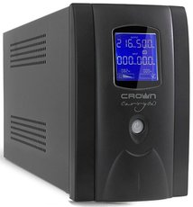 ИБП (UPS) Crown CMU-SP800IEC LCD USB