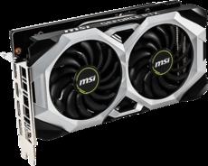 Видеокарта nVidia GeForce RTX2070 MSI PCI-E 8192Mb (RTX 2070 VENTUS 8G)