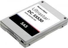 Жесткий диск 480Gb SAS HGST (Hitachi) Ultrastar SS530 SSD (0B40320)