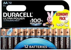 Батарейка Duracell Ultra Power (AA, 12 шт)
