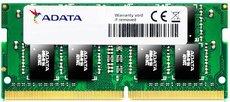 Оперативная память 4Gb DDR4 2400Mhz ADATA Premier SO-DIMM (AD4S2400W4G17-S)