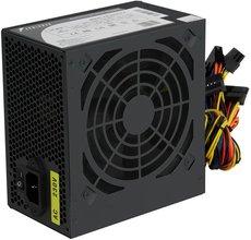 Блок питания 600W PowerMan PM-600ATX-F-BL OEM