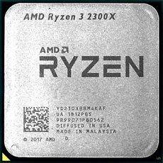 Процессор AMD Ryzen 3 2300X OEM