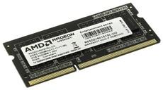 Оперативная память 2Gb DDR-III 1600Mhz AMD SO-DIMM (R532G1601S1SL-U)