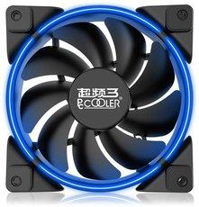 Вентилятор для корпуса PCcooler CORONA Blue