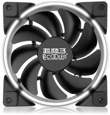 Вентилятор для корпуса PCcooler CORONA White