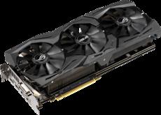 Видеокарта AMD (ATI) Radeon RX 590 ASUS PCI-E 8192Mb (ROG-STRIX-RX590-8G-GAMING)