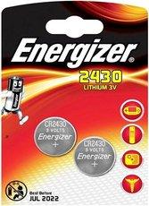 Батарейка Energizer (CR2430, 2 шт)