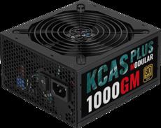 Блок питания 1000W Aerocool KCAS PLUS 1000GM