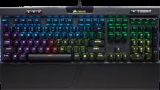 Клавиатура Corsair K70 RGB MK.2 Cherry MX Blue (CH-9109011-RU)