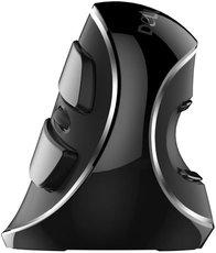 Вертикальная мышь Delux M-618Plus