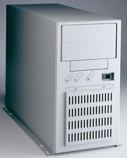 Серверный корпус Advantech IPC-6608BP-00E