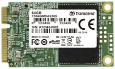 Твердотельный накопитель 64Gb SSD Transcend 230S (TS64GMSA230S)