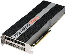 Профессиональная видеокарта AMD FirePro S7150 x2 AMD PCI-E 16384Mb (100-505722) OEM