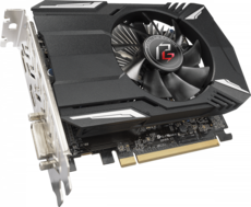 Видеокарта AMD (ATI) Radeon RX 560 ASRock PCI-E 2048Mb (PHANTOM G R RX560 2G)