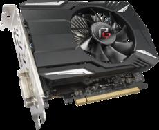 Видеокарта AMD (ATI) Radeon RX 560 ASRock PCI-E 4096Mb (PHANTOM G R RX560 4G)