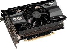 Видеокарта nVidia GeForce RTX2060 EVGA XC PCI-E 6144Mb (06G-P4-2063-KR)