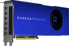 Профессиональная видеокарта AMD Radeon Pro WX 9100 ATI PCI-E 16384Mb (100-505957)