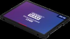 Твердотельный накопитель 256Gb SSD GOODRAM CX400 (SSDPR-CX400-256)