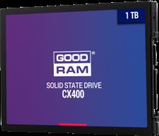 Твердотельный накопитель 1Tb SSD GOODRAM CX400 (SSDPR-CX400-01T)