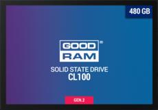 Твердотельный накопитель 480Gb SSD GOODRAM CL100 Gen.2 (SSDPR-CL100-480-G2)