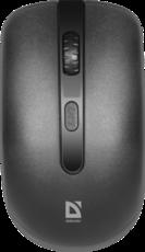 Мышь Defender ISA-135 Black (52435)