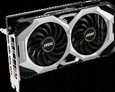 Видеокарта nVidia GeForce RTX2060 MSI PCI-E 6144Mb (RTX 2060 VENTUS 6G OC)