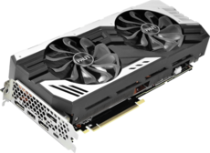 Видеокарта nVidia GeForce RTX2070 Palit Super JetStream PCI-E 8192Mb (NE62070V20P2)