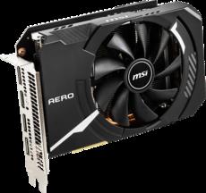 Видеокарта nVidia GeForce RTX2070 MSI PCI-E 8192Mb (RTX 2070 AERO ITX 8G)